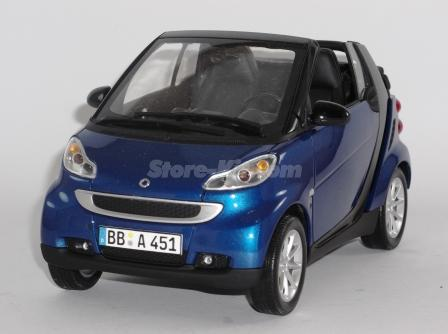 smart fortwo cabrio de 2007 azul preto storekit. Black Bedroom Furniture Sets. Home Design Ideas